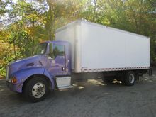 2008 KENWORTH T300 BOX TRUCK -
