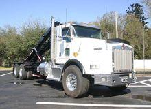 2011 KENWORTH T800 GARBAGE TRUC