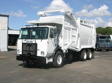 2008 AUTOCAR XPEDITOR GARBAGE T