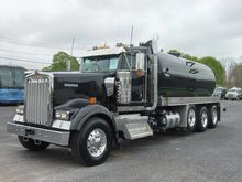 2015 KENWORTH W900 SEPTIC