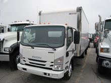 New 2016 ISUZU NPR B