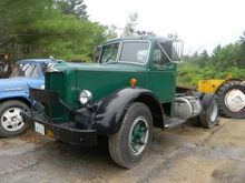 1950 MACK LF Conventional - day