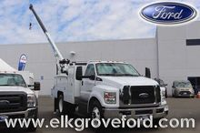 New 2016 FORD F650 C