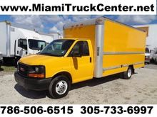 2008 CHEVROLET EXPRESS 3500 BOX
