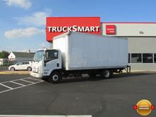 2012 Isuzu NPR-HD Box truck - s