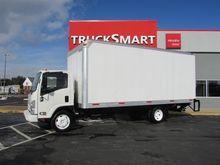 2012 Chevrolet W4500 Box truck