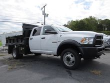 2017 RAM 5500 CHASSIS CAB CHASS