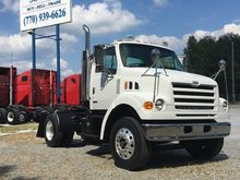 2003 STERLING L7500 CONVENTIONA