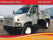 2006 GMC C7500 CAB CHASSIS
