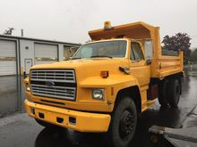 Used 1988 FORD F700