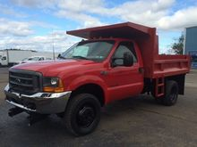 1999 FORD F-450 CAB CHASSIS