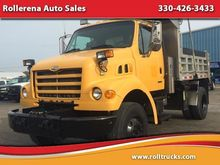 2001 STERLING L7500 CAB CHASSIS