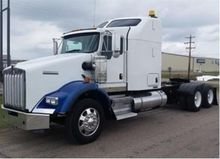 2014 KENWORTH T800 CONVENTIONAL