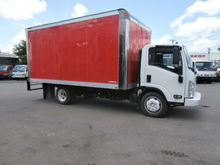 Used 2009 ISUZU NQR