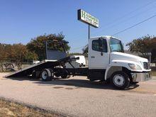 2006 HINO 258LP ROLLBACK TOW TR