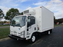 2012 ISUZU NPR HD REFRIGERATED