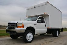 1999 FORD F-450 BOX TRUCK - STR