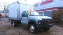 2008 FORD SUPER DUTY F-450 CAB-