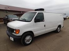 2006 FORD ECONOLINE REFRIGERATE