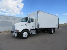 2000 KENWORTH T300 BOX TRUCK -