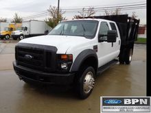 Used 2008 FORD F-450