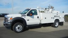 New 2016 FORD F550 C