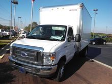 2016 FORD E-450 BOX TRUCK - STR