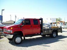 2009 GMC C4500 Crane truck