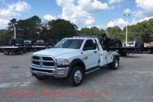 2014 DODGE WRECKER TOW TRUCK