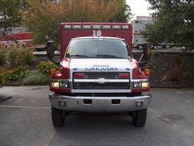 2008 CHEVROLET C4500 Ambulance