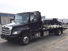2016 HINO 258LP Rollback tow tr