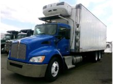 2010 KENWORTH T370 REFRIGERATED