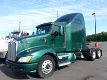 2009 KENWORTH T660 CONVENTIONAL
