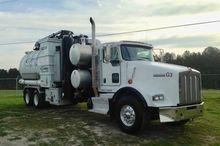 2014 KENWORTH T800 Vacuum truck