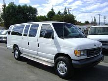 1999 FORD E-SERIES BUS