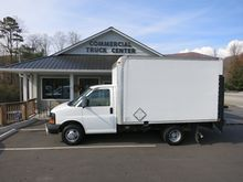2008 CHEVROLET EXPRESS G3500 BO