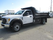 New 2017 FORD F550 D