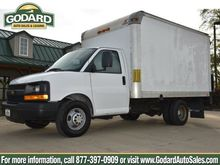 2012 CHEVROLET EXPRESS COMMERCI