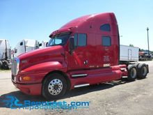 2005 KENWORTH T2000 CONVENTIONA