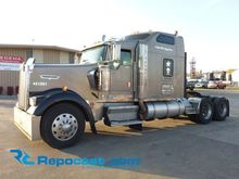 2001 KENWORTH W900 CONVENTIONAL