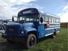 2002 GMC BLUEBIRD BUS