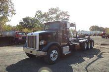 2001 PETERBILT 357 GARBAGE TRUC