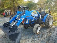 2012 New Holland Boomer Compact