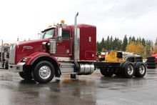 2002 KENWORTH T800 CONVENTIONAL