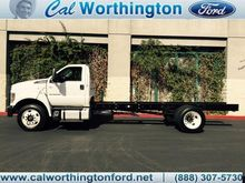 2016 FORD F-650 BOX TRUCK - STR