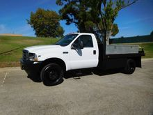 2003 FORD F-450 FLATBED FLATBED