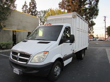 2007 DODGE SPRINTER BOX TRUCK -