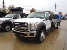 2016 FORD F-550 ROLLBACK TOW TR