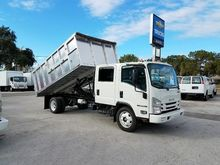 New 2016 ISUZU NPR D