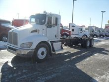 2009 KENWORTH T370 BOX TRUCK -
